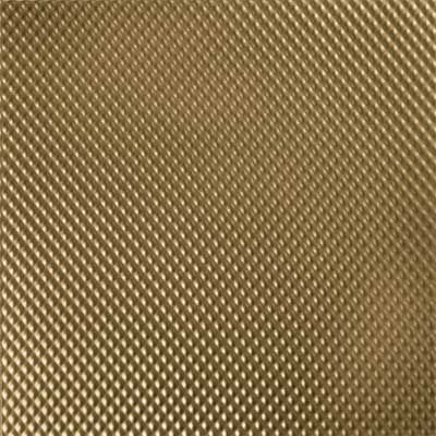 image of Amtico Premium Pressplate 12 x 12 Pressplate Burnished Copper Vinyl Flooring