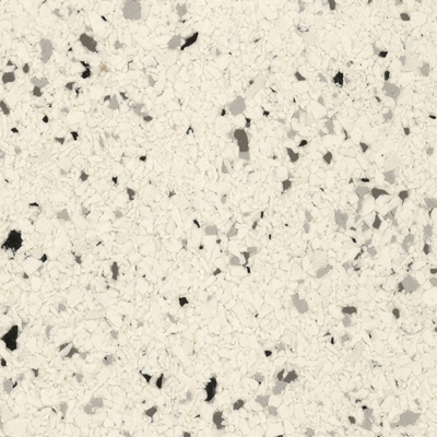 image of Azrock Cortina Grande Black n White Vinyl Flooring