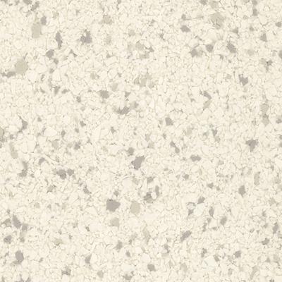 image of Azrock Cortina Grande Cinder White Vinyl Flooring