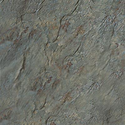 image of Amtico Slate 18 x 18 Norwegian Slate Silver Vinyl Flooring