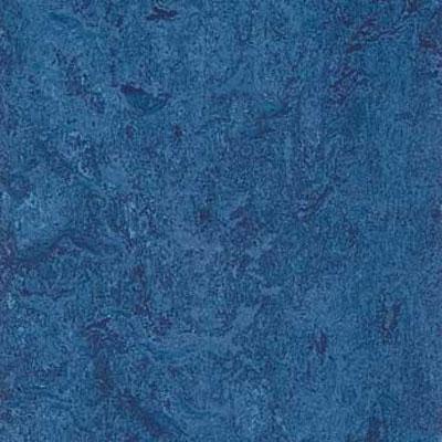 image of Forbo G3 Marmoleum Dual Tile 13 x 13 Blue Vinyl Flooring