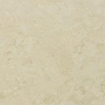 image of Novalis Bella Tiles 18 x 18 Bella Torino Cream Vinyl Flooring