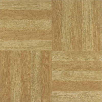 "image of Nexus 12"" x 12"" Vinyl Tile in Four Finger Square Parquet"