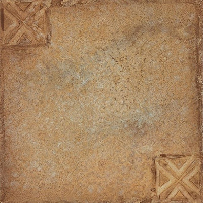 "image of Nexus 12"" x 12"" Vinyl Tile in Beige Clay With Motif"
