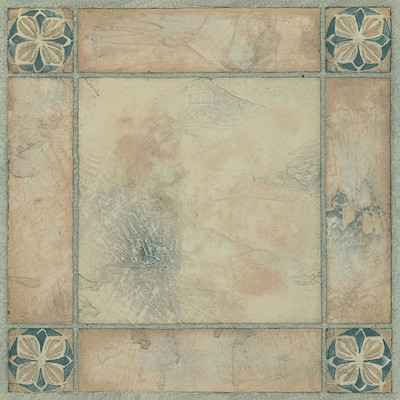 Achim Nexus 12 Quot X 12 Quot Vinyl Tile In Spanish Rose