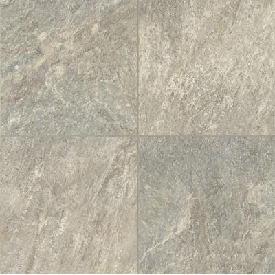 "image of Alterna Reserve Cuarzo 16"" x 16"" Vinyl Tile in Pearl Gray"