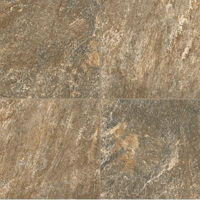 """image of Alterna Reserve Cuarzo 16"""" x 16"""" Vinyl Tile in Multi Glaze"""