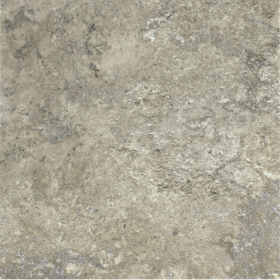 """image of Armstrong Alterna Tuscan Path 16"""" x 16"""" Vinyl Tile in Dove Gray"""