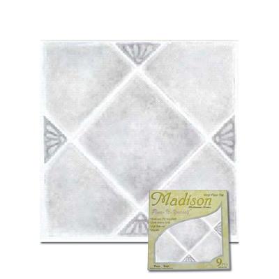 Home Dynamix 12 X 12 Vinyl Tiles In Madison Stone 7988 919