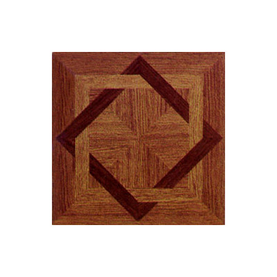 """image of Home Dynamix 12"""" x 12"""" Vinyl Tile in Wood Star Quantity: 20 Pieces"""