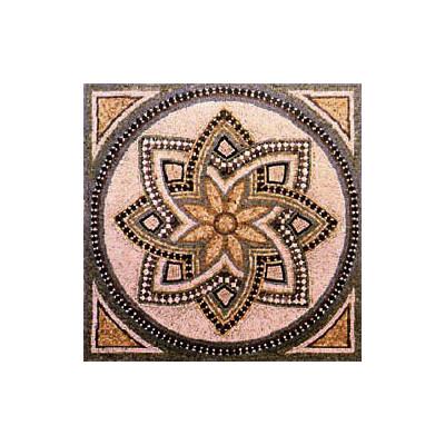 "image of Home Dynamix 12"" x 12"" Vinyl Tile in Roman Classic"