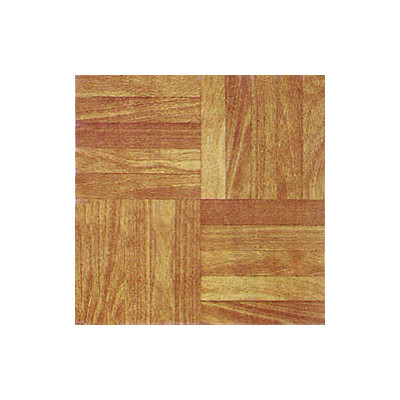 "image of Home Dynamix 12"" x 12"" Vinyl Tile in Machine Light Wood"