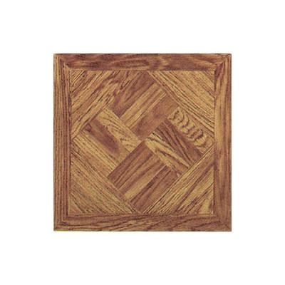 "image of Home Dynamix 12"" x 12"" Vinyl Tile in Light Wood Diamond Quantity: 45 Pieces"