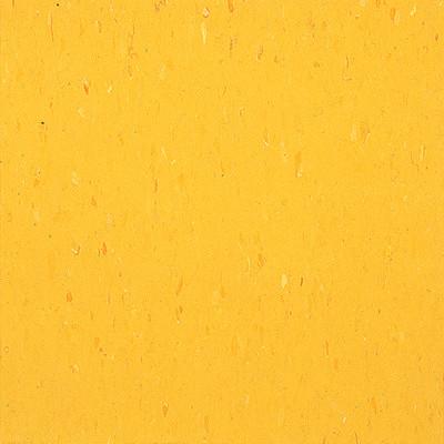 "image of Congoleum Alternatives 12"" x 12"" Vinyl Tile in Brilliant Yellow"
