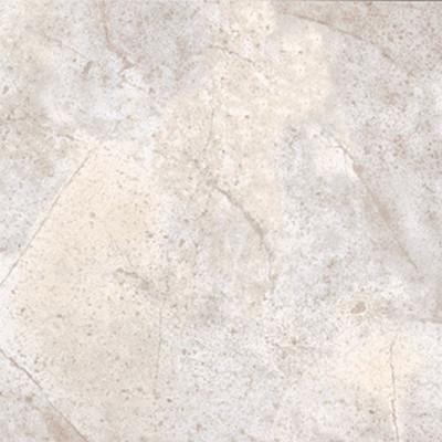 "image of Congoleum Ovations Sunstone 14"" x 14"" Vinyl Tile in Stone White"
