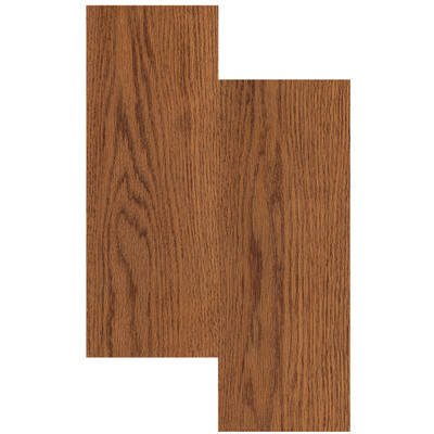"image of Congoleum Endurance 6"" x 36"" Vinyl Plank in Dark Oak"