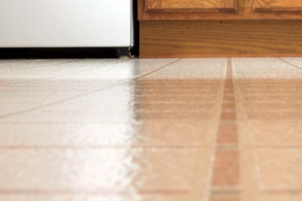 How To Strip And Wax Linoleum Floors Linoleum Floor